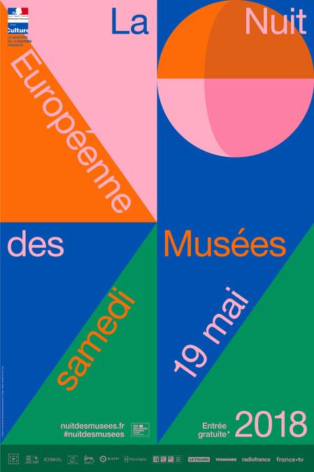 La Nuit européenne des musées -  Samedi 19 mai