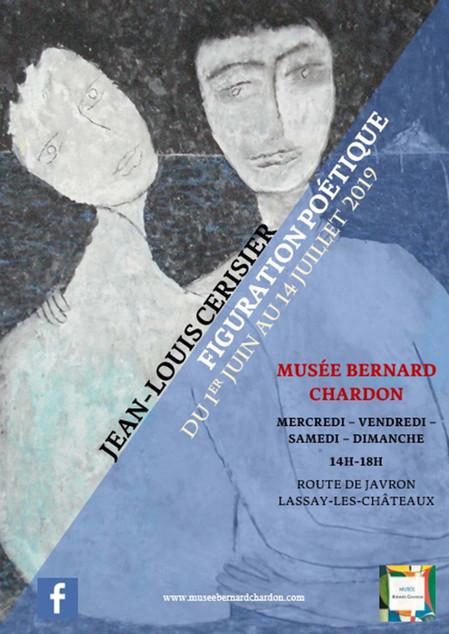 Exposition de Jean-Louis Cerisier