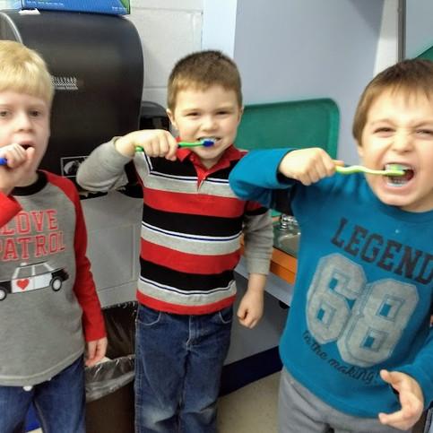 March Dental Health Month - Preschool
