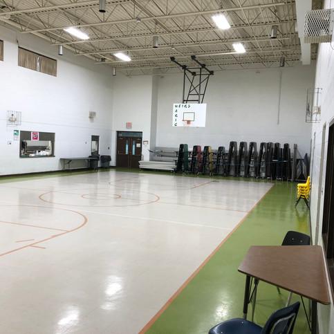 Carleton School Gymnasium