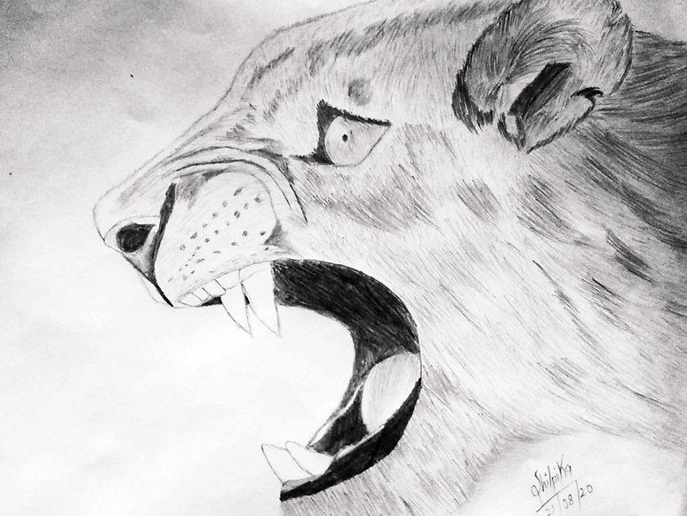 Ranting Tiger