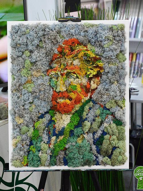Портрет Винсента Ван Гога