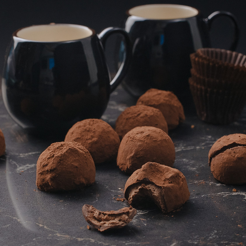24/10 - Dobloni al cacao e mandorle