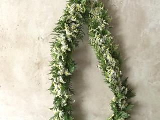 南国の夏・お花を愉しむハワイアンレイメイキング♪