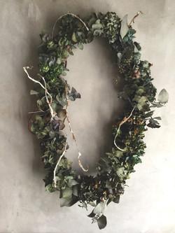 dryedflowers wreath