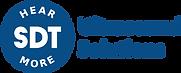 SDT-Logo-Ultrasound_Solution-2lines-Blue