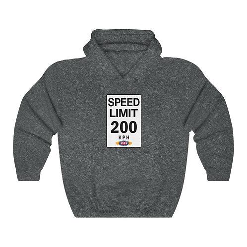 200 KPH SSRA Hoodie