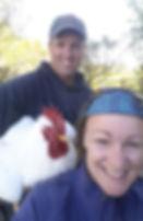 Mellisa and Denis Jackson - White Barn Fun Farm - Brooks, Ab.