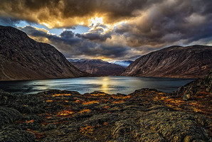 REGION_CanadianShield_SaglekFjordSunset-