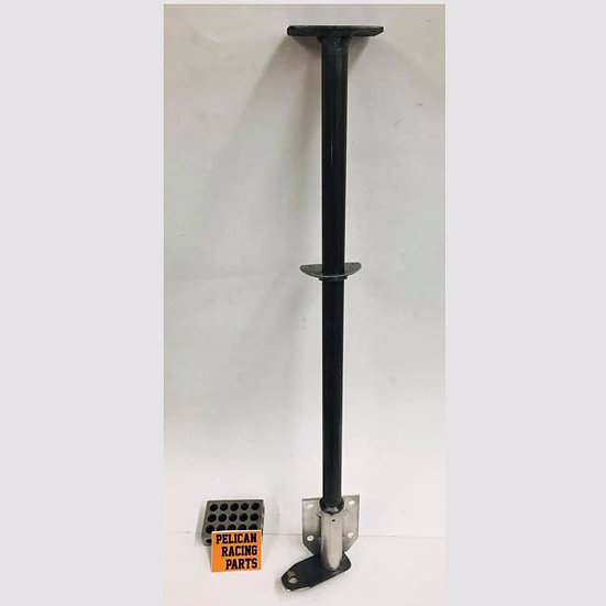 Polaris Gen 2 - Chromoly Light Weight Steering Post - 2 Piece Post ( Stem only )