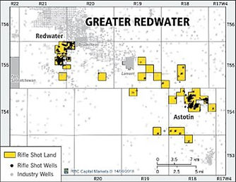 Rifle Shot Oil Corp Redwater Area Operations