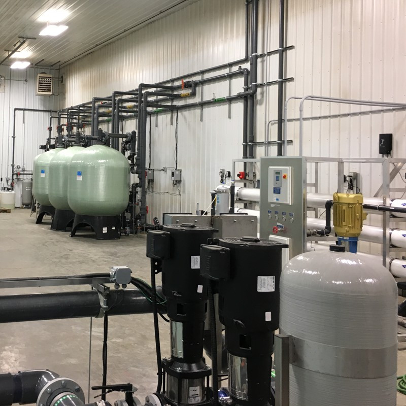 Technology - Our technology allows us to deliver the highest quality water possible.