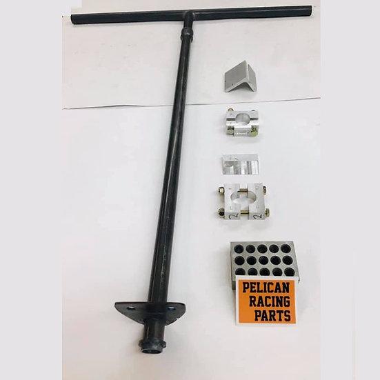 REV 03-07 Custom Steering Post / Steering Configuration