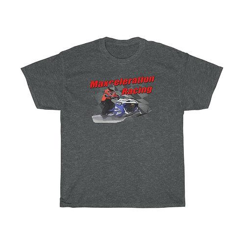 Grey Maxceleration Racing Tee