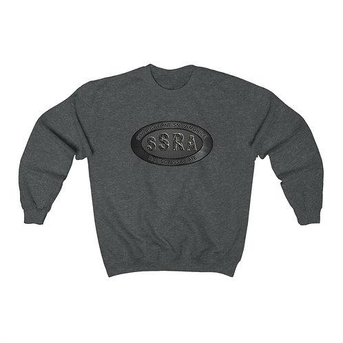 Metal SSRA Logo Long Sleeve Sweatshirt