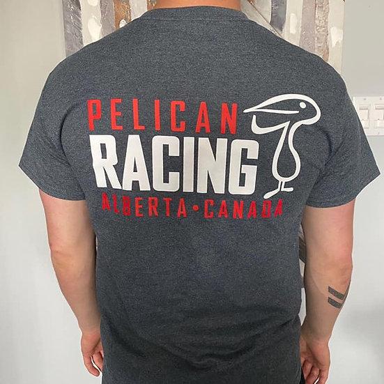 Pelican Racing Parts Grey T-Shirt
