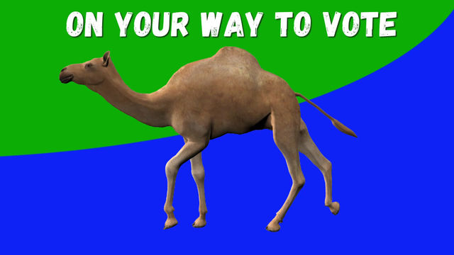 Advanced Voting Begins Monday!