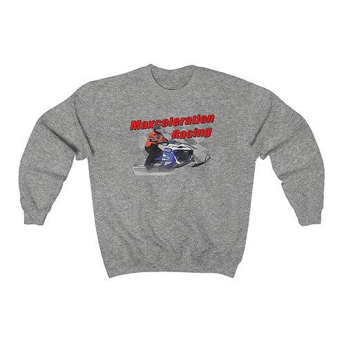 Grey Maxceleration Racing Long Sleeve