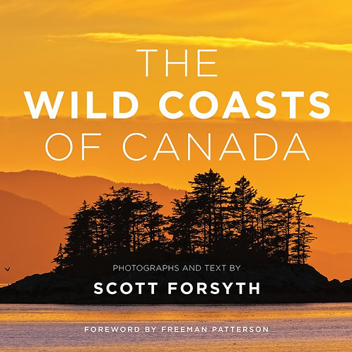The Wild Coasts of Canada - Signed by Scott