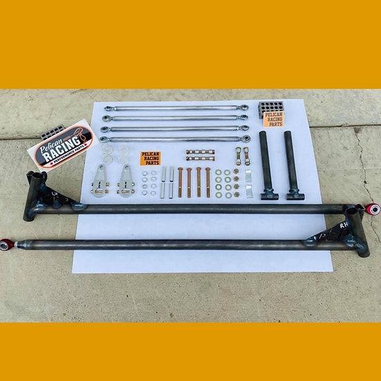 Yamaha 98-2002 SRX & SX Light Weight Front End Kit
