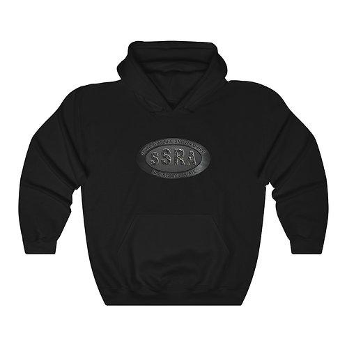 Metal SSRA Logo Hoodie