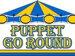 FREE Puppet-Go-Round workshop dates...