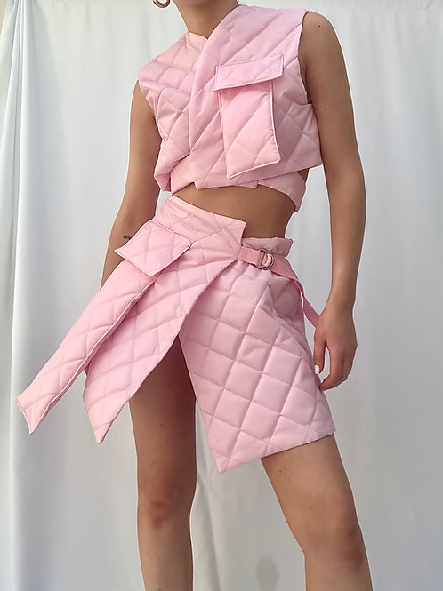 The Hannah Skirt