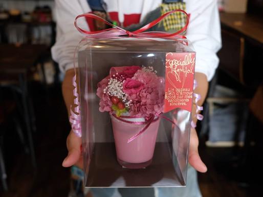 素敵な贈り物をいただきました(*^^*)❤️