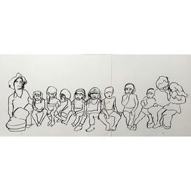 Grandkids drawing