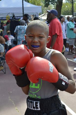 Amateur Boxer