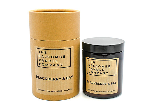 Blackberry & Bay Candles