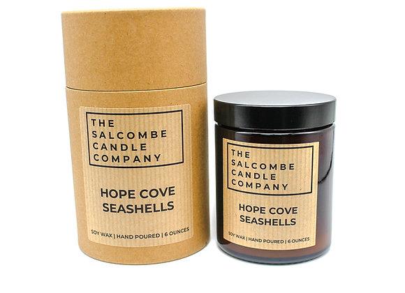 Hope Cove Seashells Candles