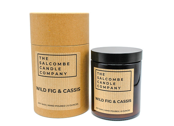Wild Fig & Cassis Candles