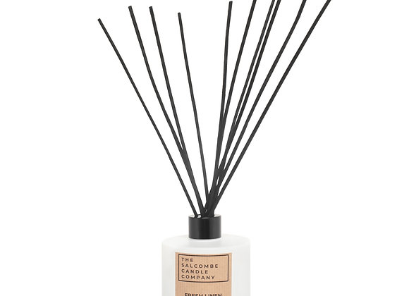Fresh Linen Reed Diffusers