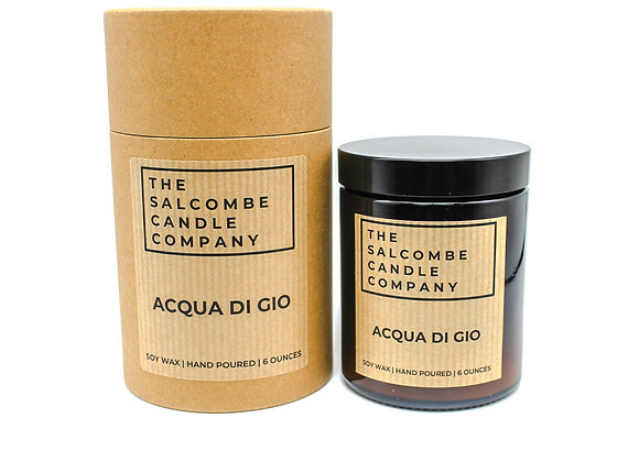 Acqua Di Gio Candles