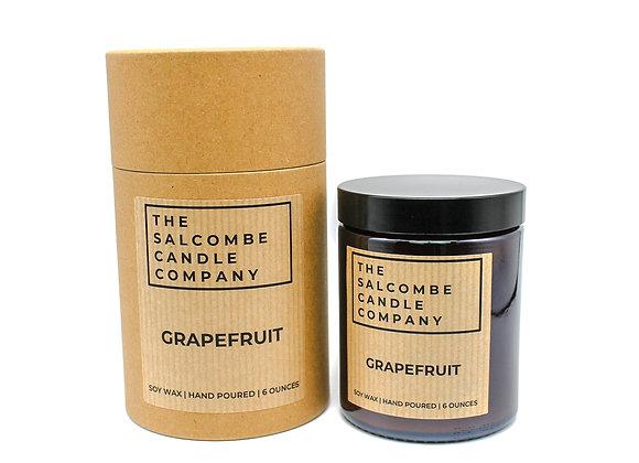 Grapefruit Candles