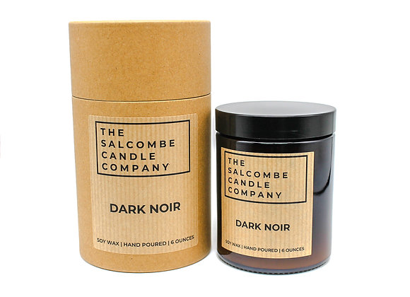 Dark Noir Candles