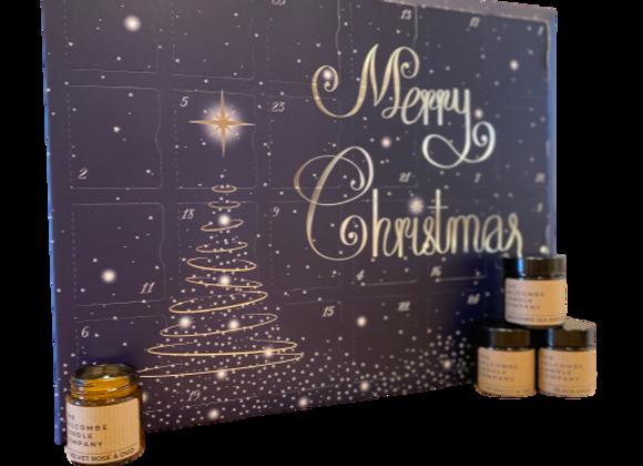 24 Candle Advent Calendar