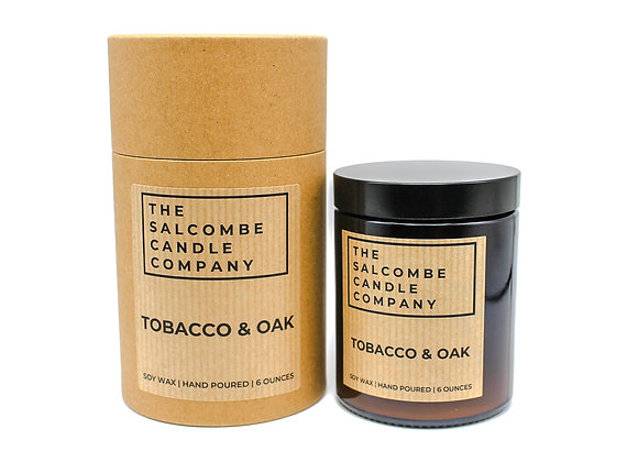 Tobacco & Oak Candles