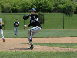 Manifestations of muscle fatigue in baseball pitchers: a systematic review.