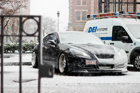 Let It Snow & Staying Low