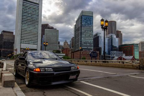 Godzilla In The City