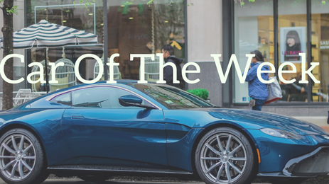 Car Of The Week February