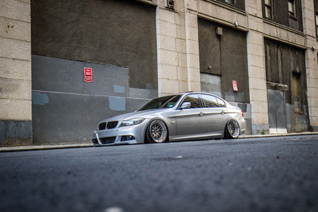 Silver Bagged 3 Series