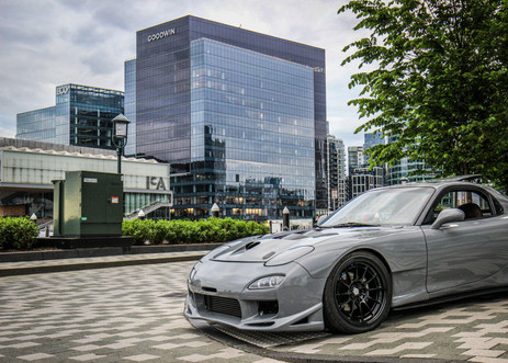 LS Swapped JDM