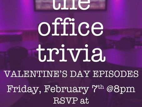 The Office Valentine's Day Trivia