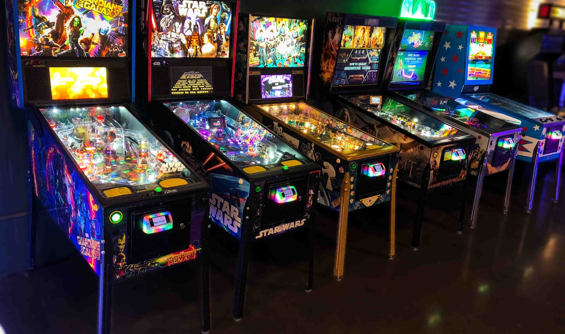 Pinball Alley