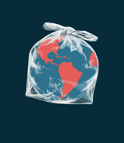 Plastic Pollution of the Planet_Nina_Ill
