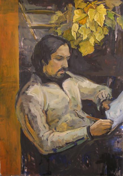 Portrait of Rado