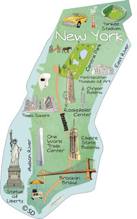 New York City - magnet